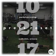 Press Rest Workshop