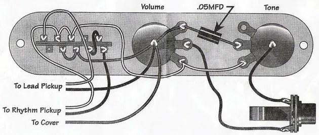Mod Garage: Telecaster Series Wiring