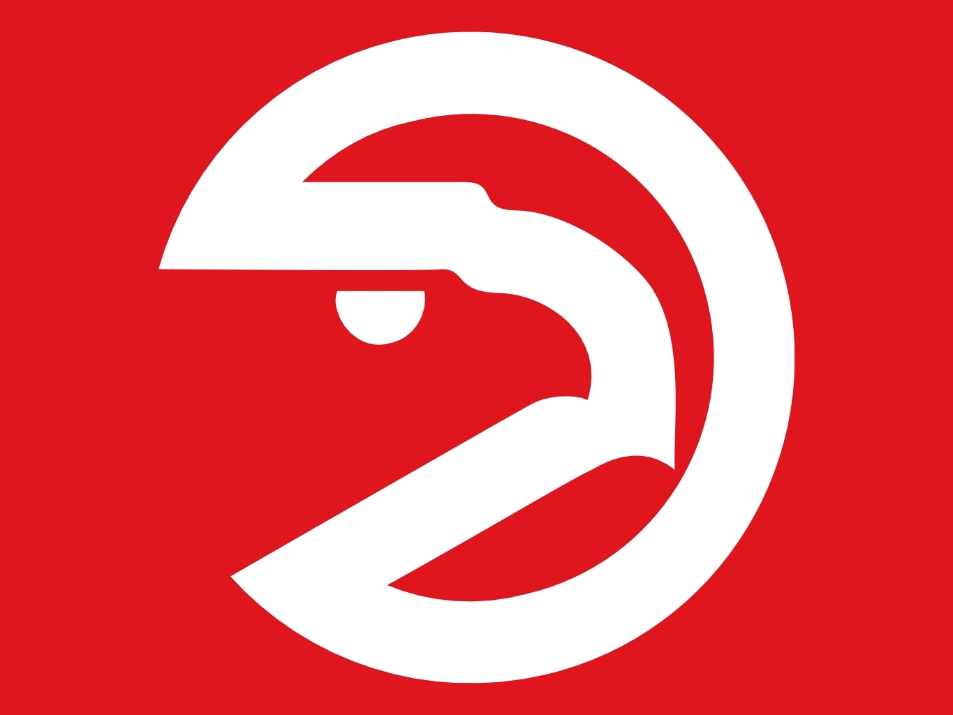 Image result for atlanta hawks logo