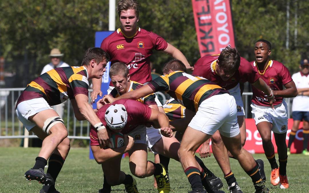 PREMIER INTERSCHOOL'S DERBY TEAM ANNOUNCEMENT: Paarl Gimnasium vs Paul Roos Gymnasium
