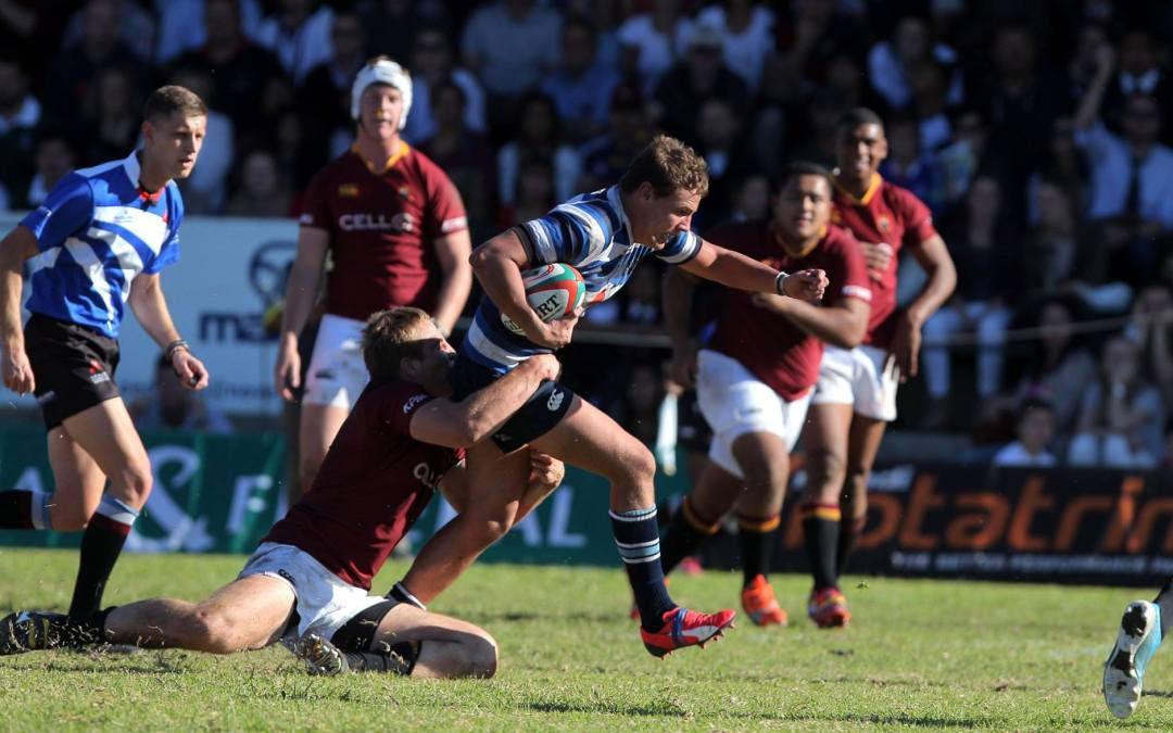 PREMIER INTERSCHOOL'S DERBY TEAM ANNOUNCEMENT: Paul Roos Gymnasium vs Paarl Boys' High