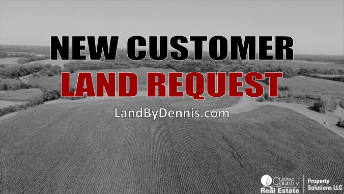 New Customer Land Request