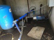 Pump and Pressure Regulator
