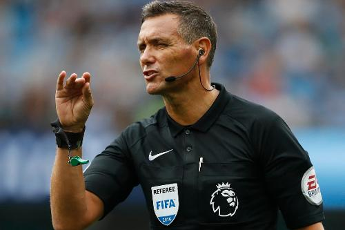 Image result for Premier League referees