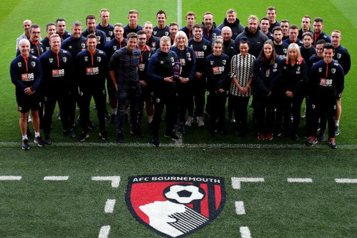 Howe: Barclays award is for the whole club