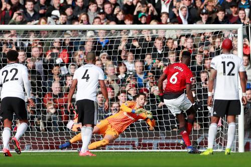 Fulham   Manchester United