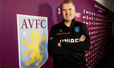 Dean Smith Aston Villa