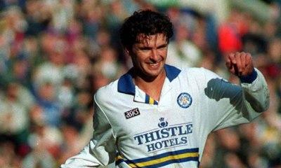 Gary Speed Leeds United