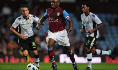 Nigel Reo Coker Aston Villa
