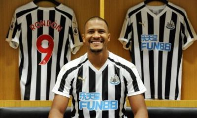 Salomon Rondon Newcastle United