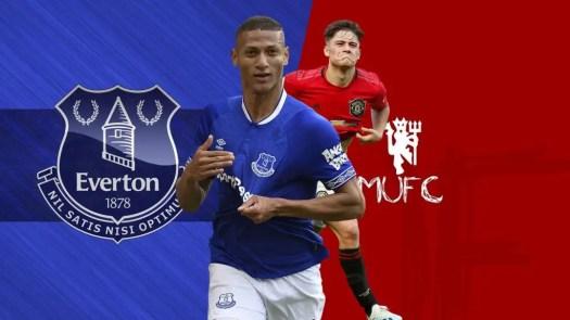 Daniel James vs Richarlison I Manchester United vs Everton