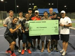 PLT Tennis Champions