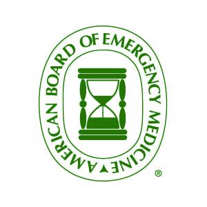 american board of emergency medicine logo