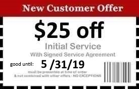 Naples Pest Control Coupon Good Until 5/31/19