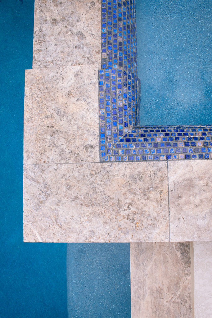 waterline tile for your swimming pool