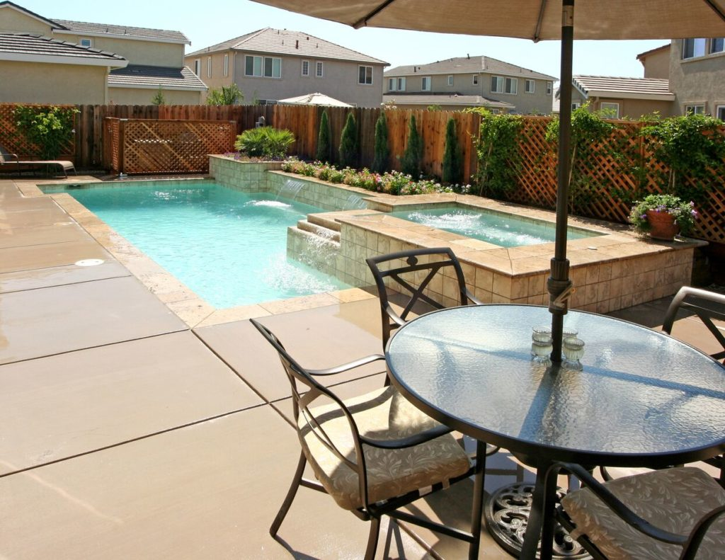 pool patio furniture ideas for your