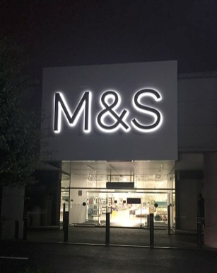 M&S Liffey Valley