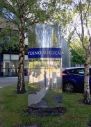 Tekno Surgical and SISK Healthcare - Monolith