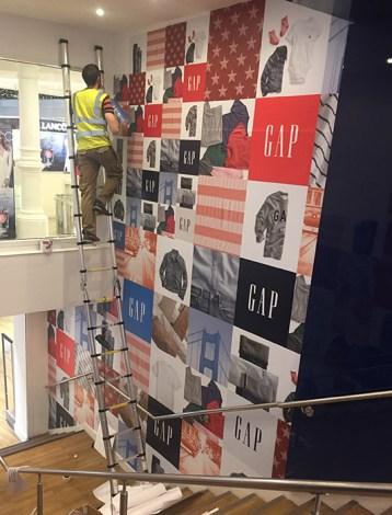 Wall Graphics' Arnotts Dublin