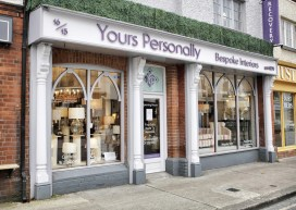 Yours Personally Shopfront Dun Laoghaire