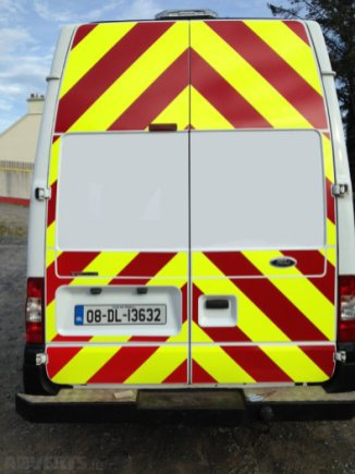 Ford Transit Chevron Kit