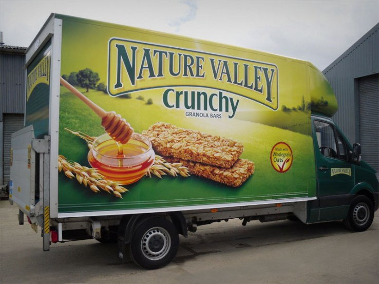 Nature Valley Van