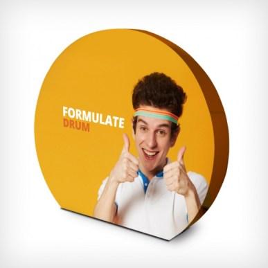 Formulate Drum Exhibition Display