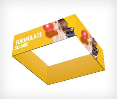 Formulate Square Hanging Structure