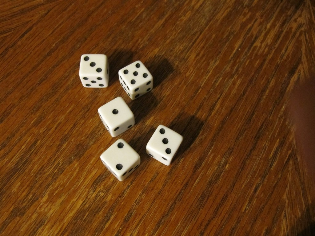 Dice 1024x768 - Isabelle's Top 10 TEFL Games and Activities