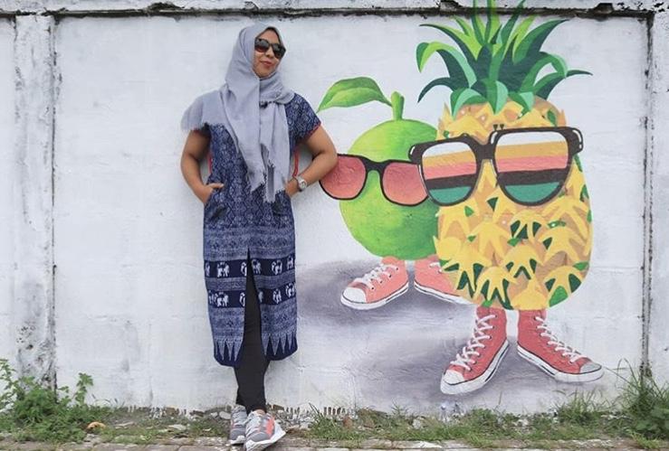 Street art - Lovers in Thailand - Interview with Imran & Saara ❤️