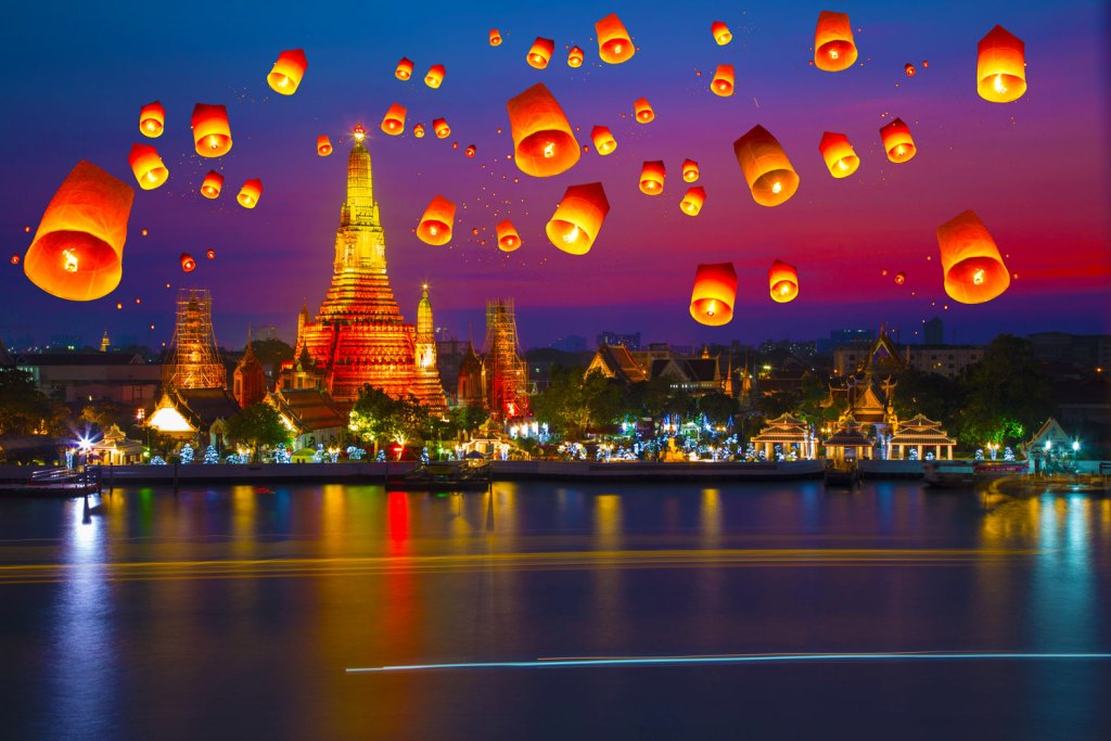 Thailand city 3 1024x683 - 7 Best Places for New Teachers Abroad