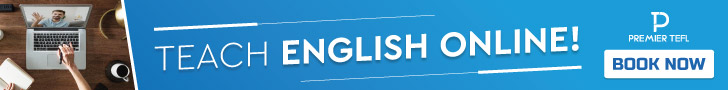 Teach English Online with Premier TEFL