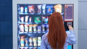 vending machines llandudno