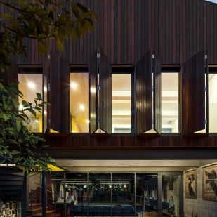 Instituto Brincante I Arquiteto Responsável: Dante Furlan