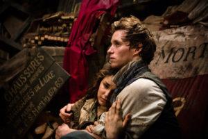 Cosette e Marius