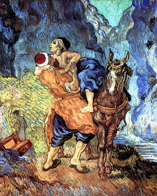 Van Gogh - Buon Samaritano