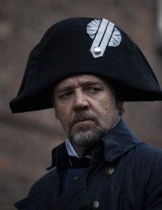 Russell Crowe as Inspector Javert