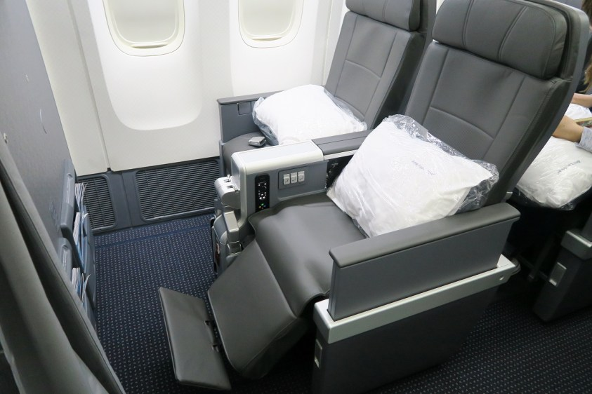 American Airlines Premium Economy (Photo by ThePointsGuy)