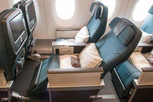 Cathay Pacific A350 Premium Economy