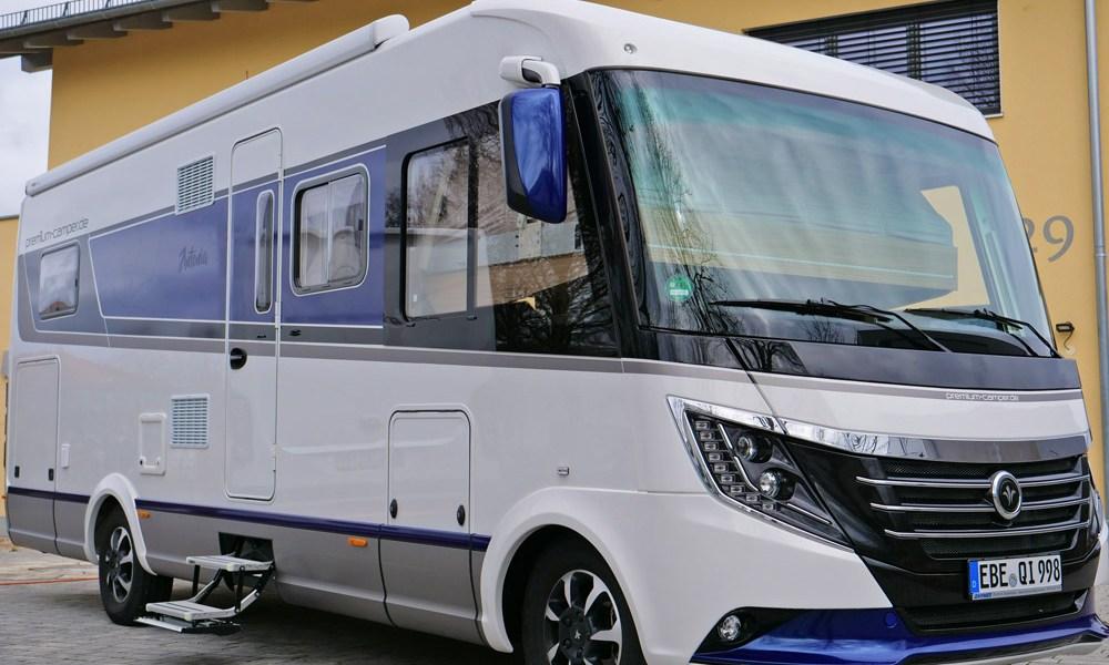 Premium Camper Arto 77 E Antonia