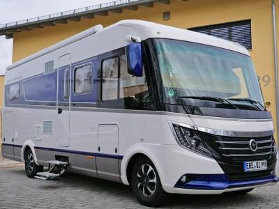 Wohnmobil Vermietung Niesmann Bischoff Arto 77 E - Antonia