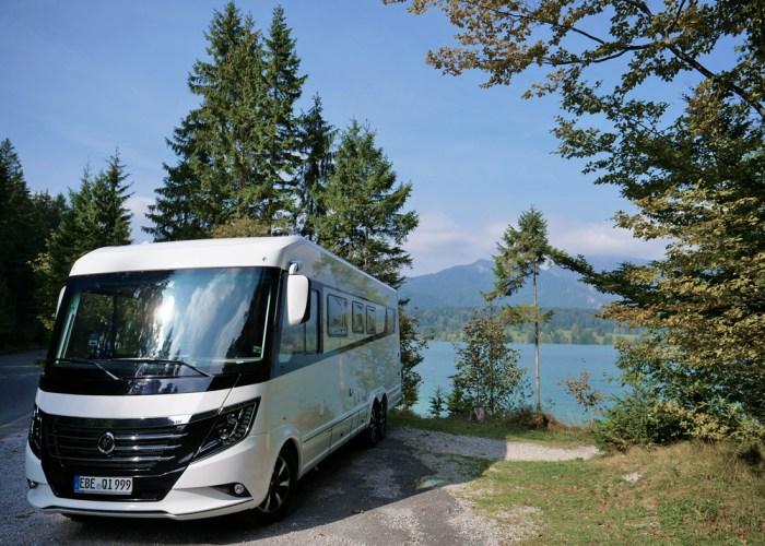 "Premium Arto 85 E ""Maxi"" Jungfernfahrt zum Walchensee"