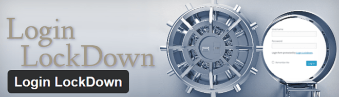 ways Lockdown and lockout intruders with this free plugin.