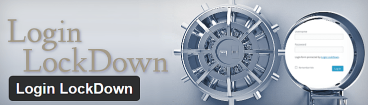 Lockdown and lockout intruders with this free plugin.