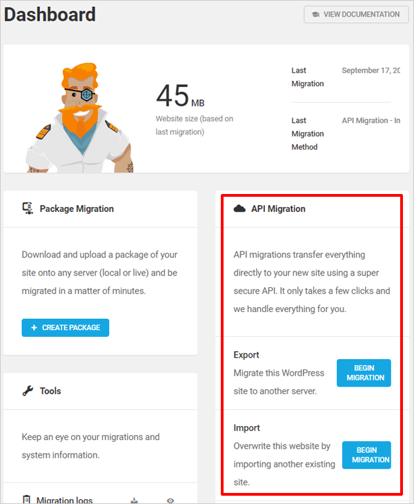 Shipper Dashboard - API Migration.