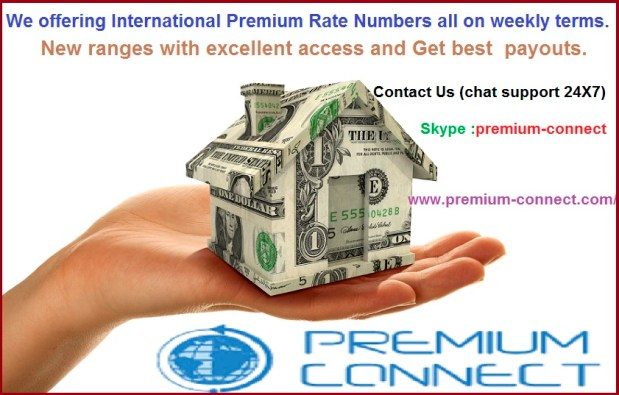 International Premium Rate Number1