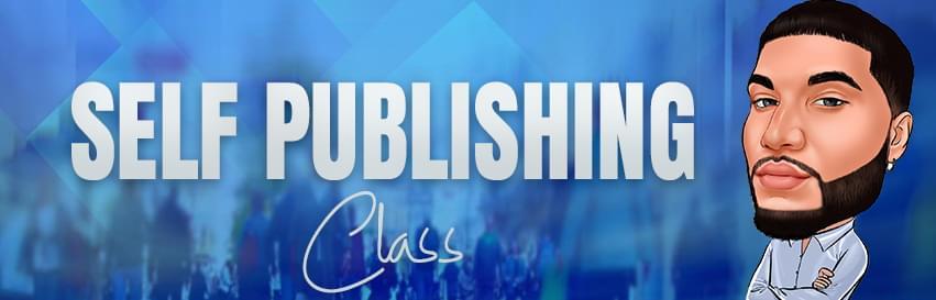 The Self Publishing Class 2019
