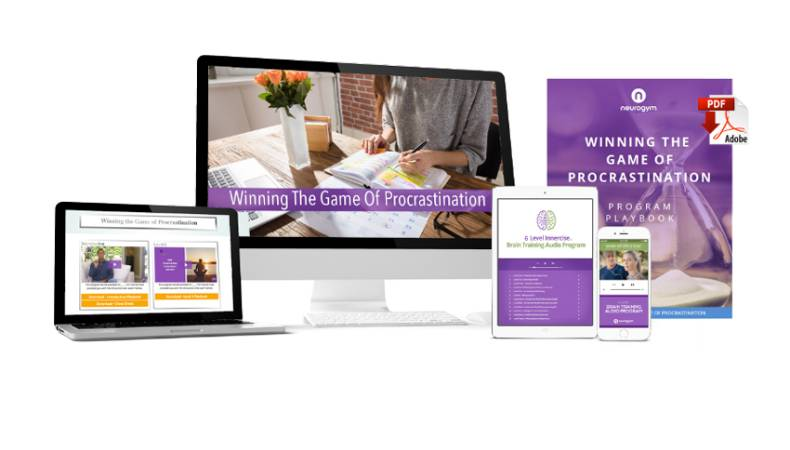 Win the Game of Procrastination free download