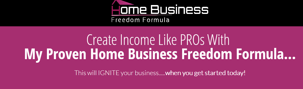 Caity Hunt - Home Business Freedom Formula download