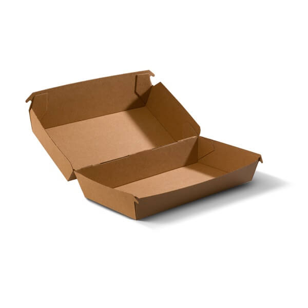Grill box kraft